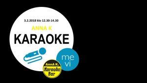 Karaoke @ Karaokebaari Anna K