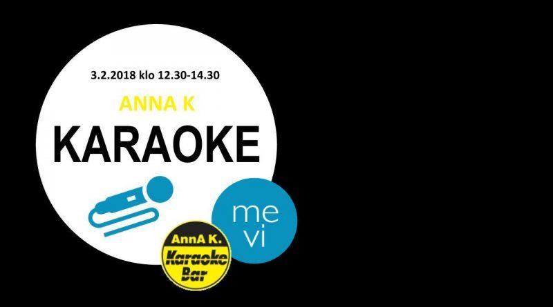 Osalliset karaoke Anna K